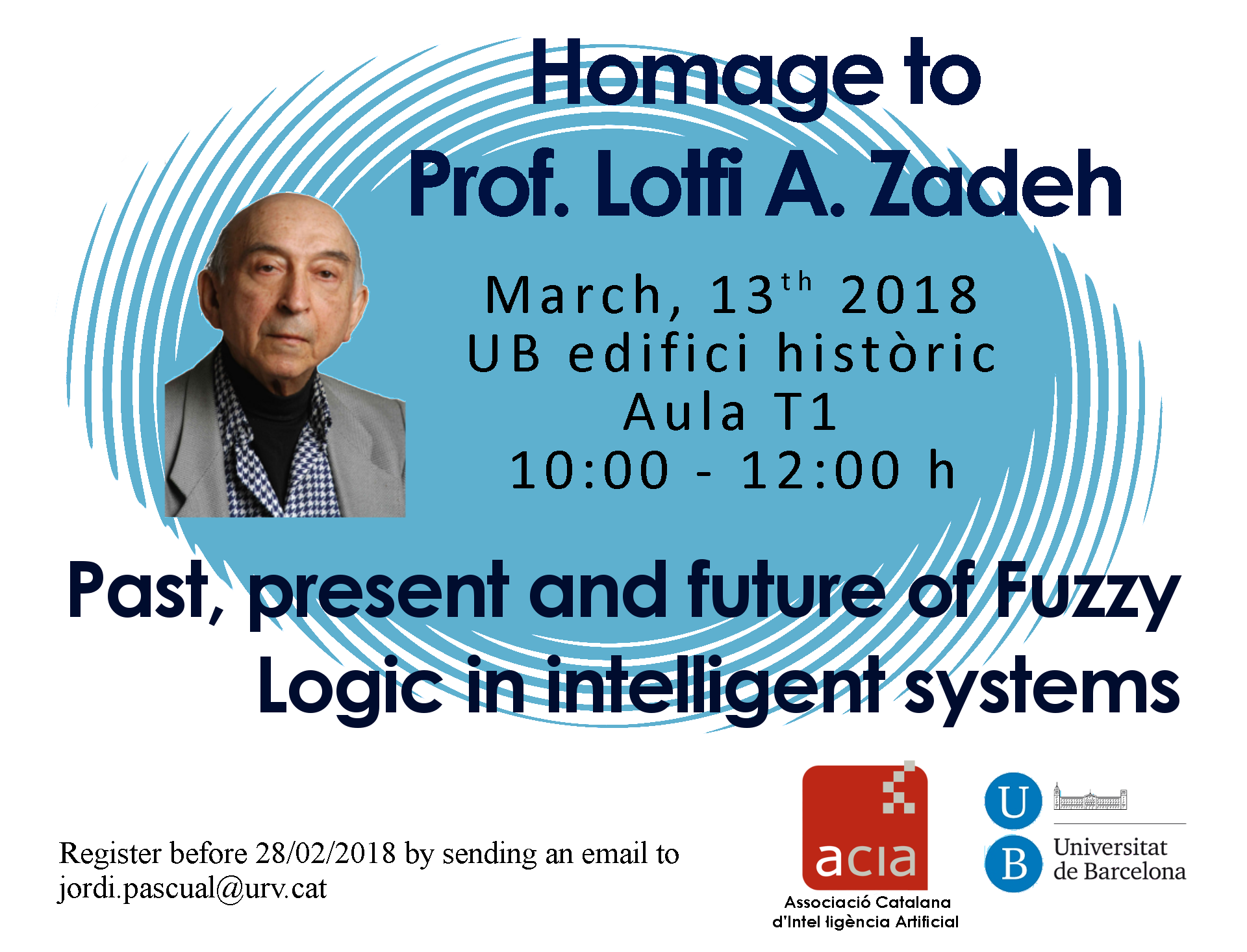 Homage to Lotfi Zadeh